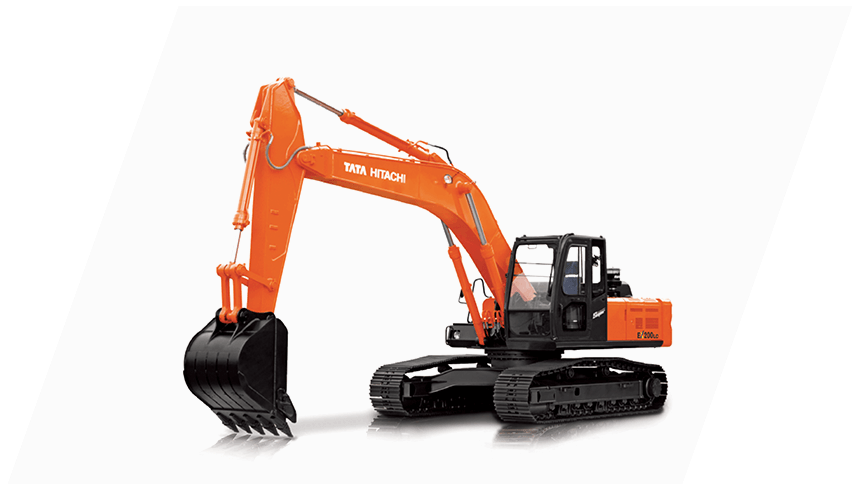 EX 200 LC Construction Excavator