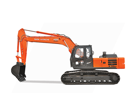 Construction Excavator EX 215LC QUARRY