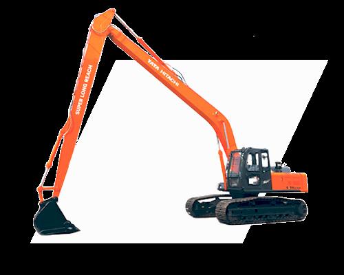 Construction Excavator EX 215LC-SLR