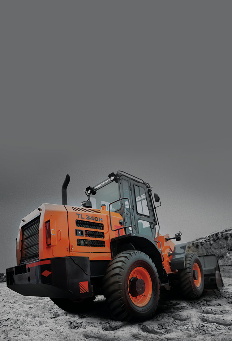Wheel Loader TL 340H