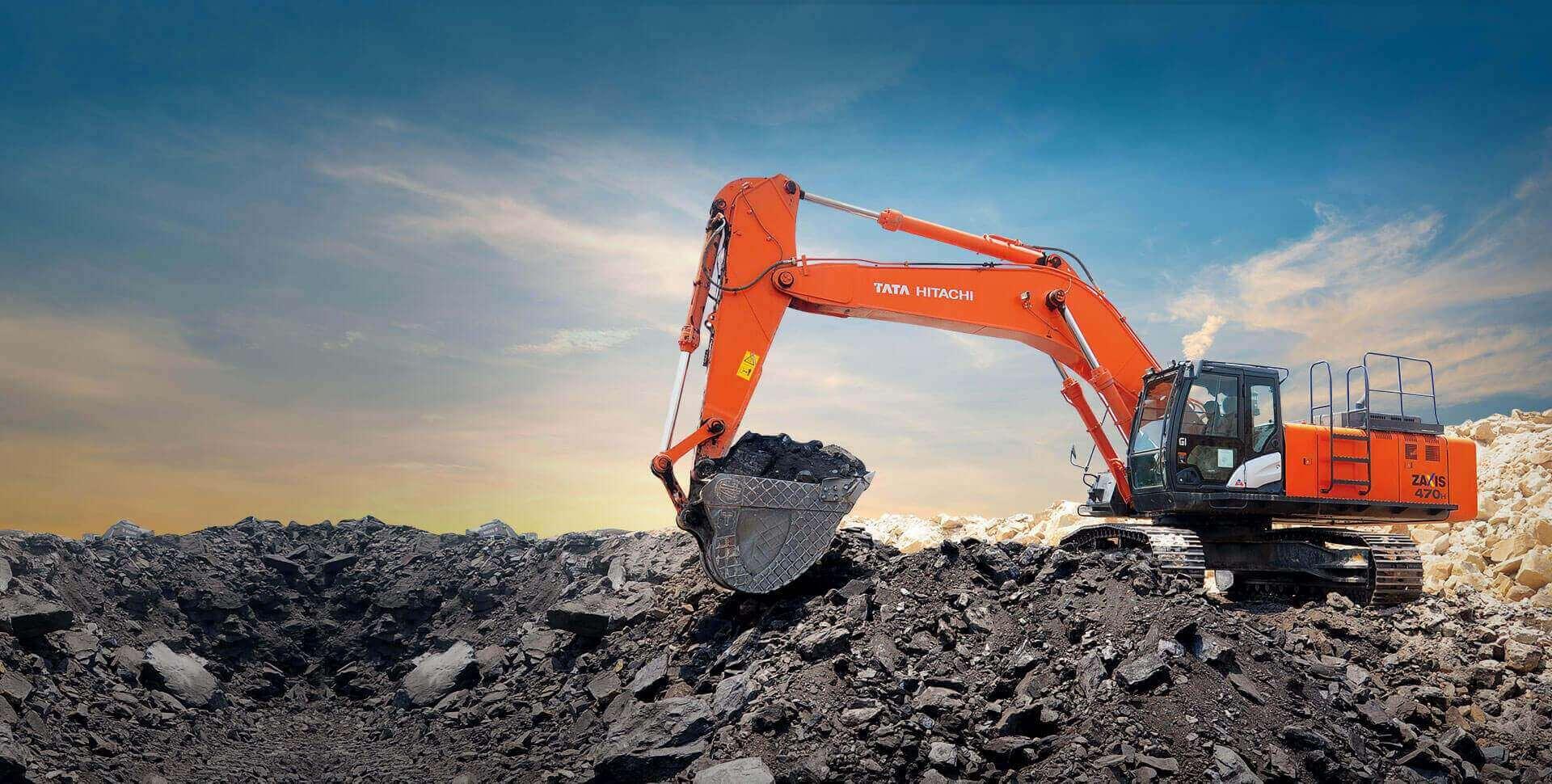 Mining Excavator ZAXIS 470H