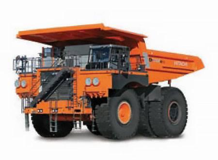 Dump Trucks EH 3500AC-3