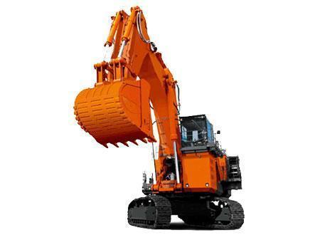 Mining Excavators EX 2600-7