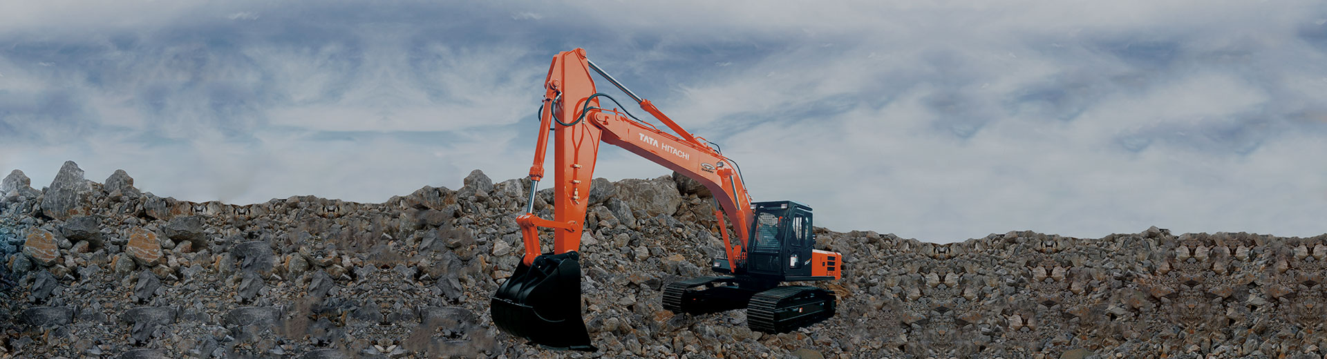 EX 215LC Quarry Construction Excavators