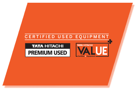 Tata Hitachi Certified U-Equipment