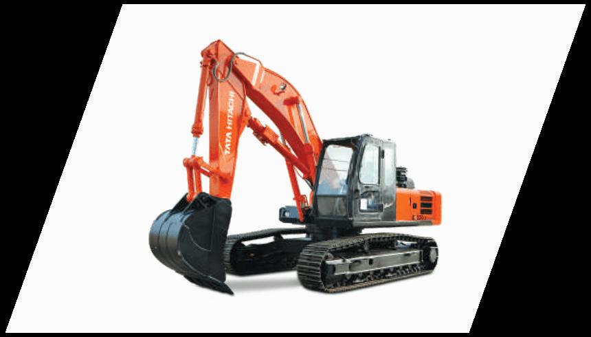 Customized Machines EX 200LC Tunnel Excavator