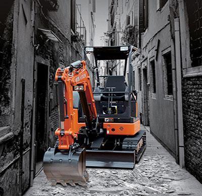 Mini Excavators ZAXIS 23U