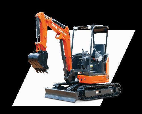Mini Excavator ZAXIS 23U