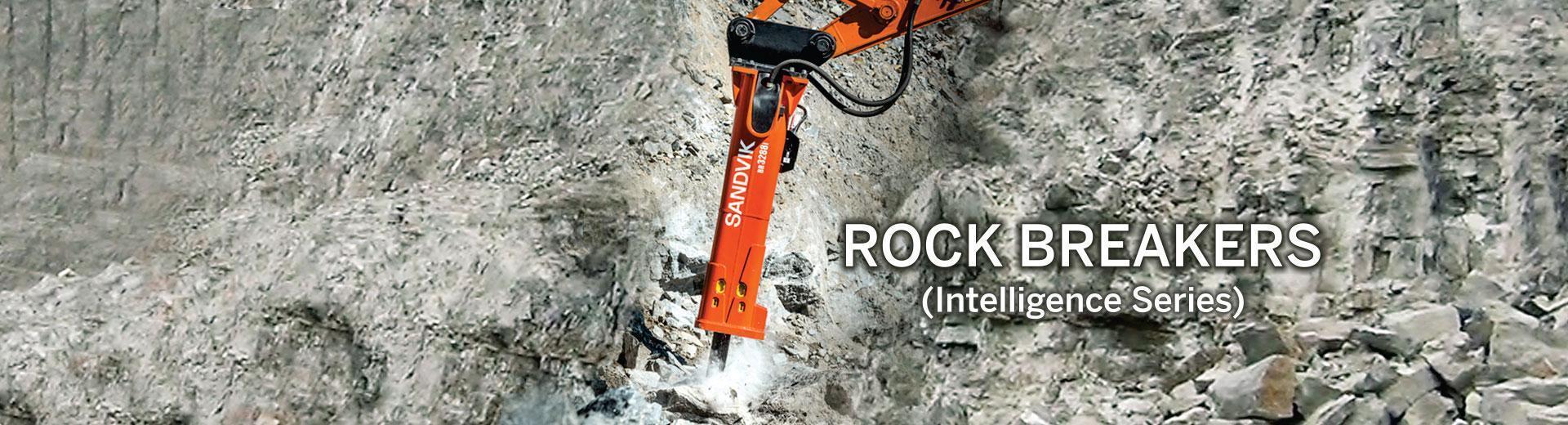 Rock Breakers Intelligence Series