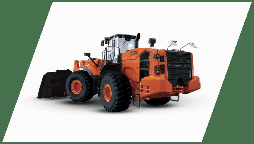 Wheel Loaders ZW 370-5A