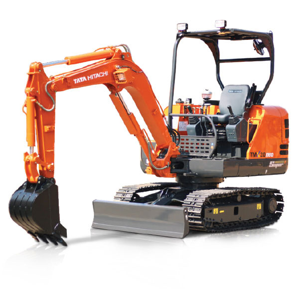 Mini Excavators TMX 20 Neo