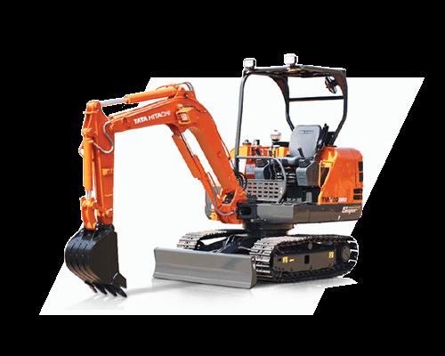 Mini Excavator TMX 20