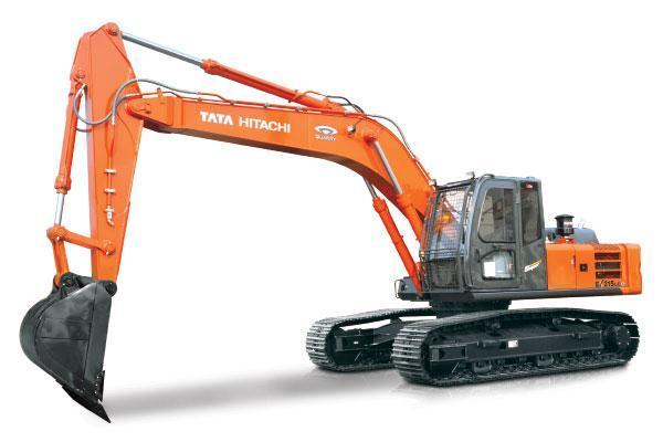 Construction Excavators EX 215 LC